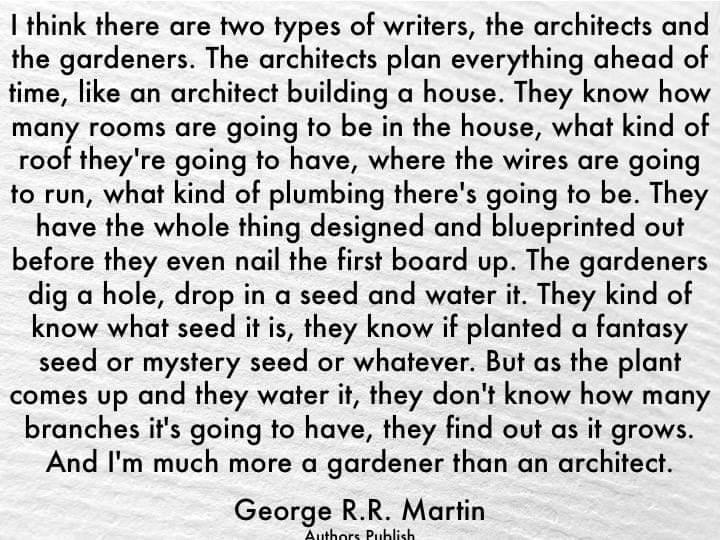 Gardener...  #AmWriting #WritingCommunity <br>http://pic.twitter.com/VZ9gAlUml2
