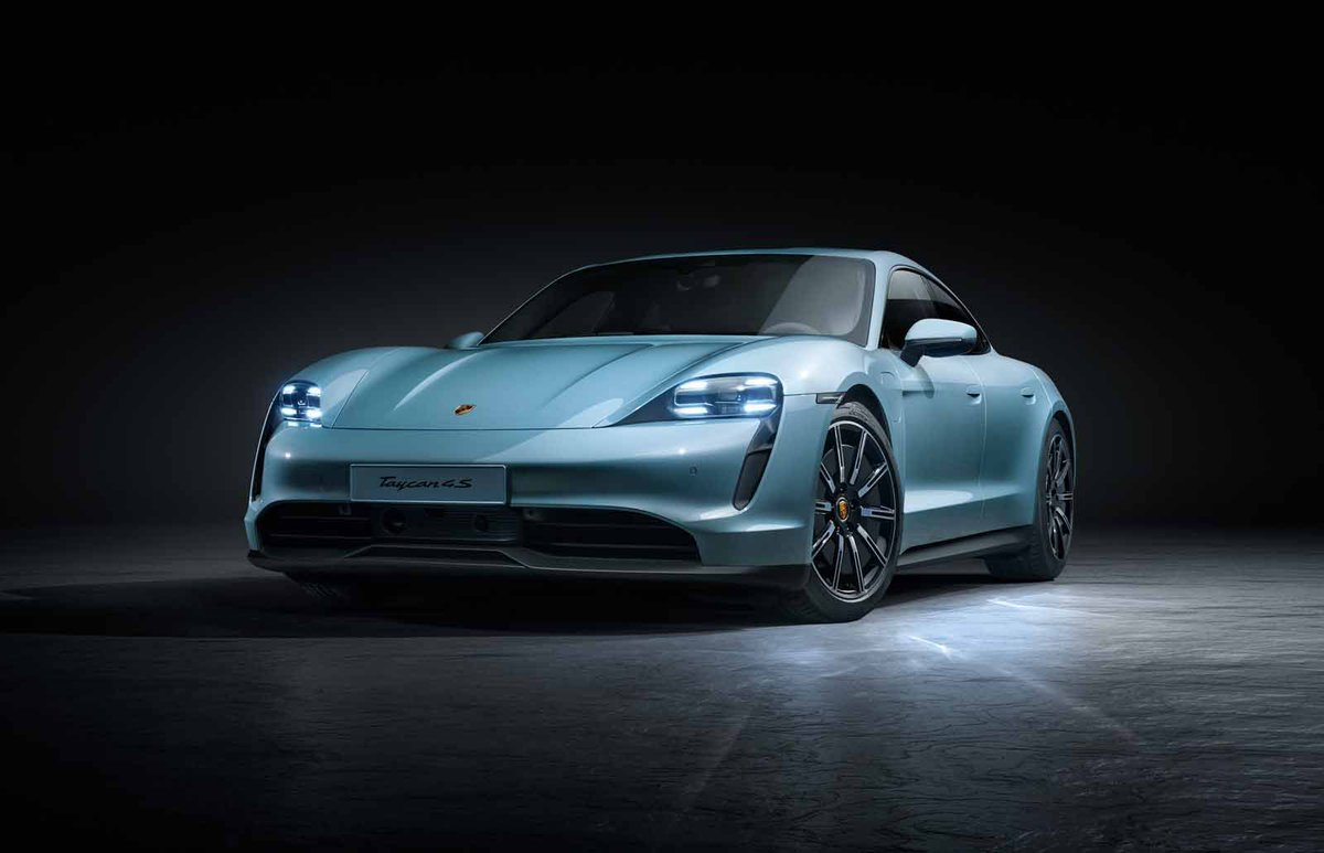 Fancy a cheaper Taycan? @Porsche has lifted the lid on the new entry-level 4S variant, which packs up to 563bhp and 287 miles of range thanks to option packs buff.ly/32eJBN1