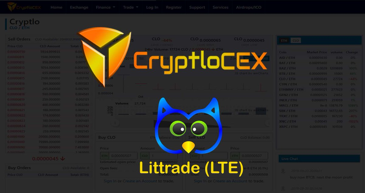 Littrade cryptocurrency exchange