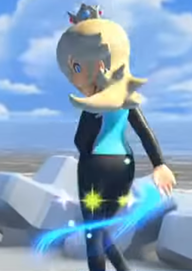 Image result for rosalina surfing