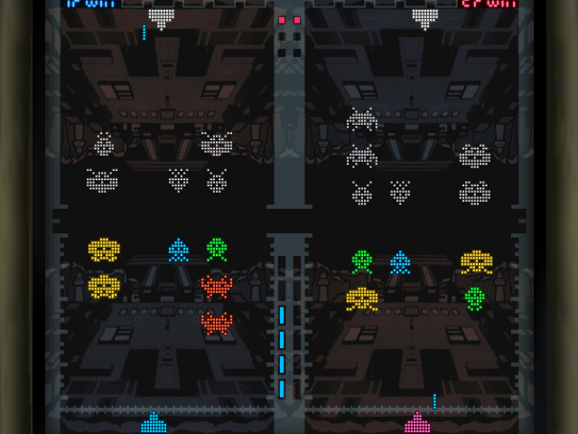 Space Invaders Anniversary (PlayStation 2, 2003)#spaceinvaders