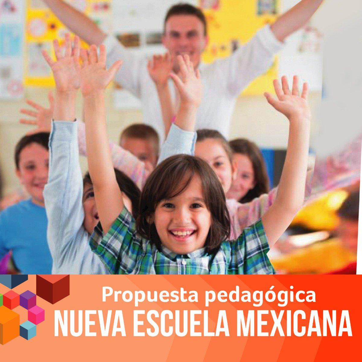 #SNTEconMéxico 👩🏫🇲🇽👨🏫 ➡️ #SNTE 🔴 CONVOCA 🔴 Propuesta Pedagógica: Nueva Escuela Mexicana 🇲🇽 Estrategias nacionales de inclusión✅ Atención a primera infancia✅ y mejora de escuelas normales✅ CHECA Bases 👉bit.ly/2mKQbLM o pide informes en tu Sección Sindical 👥