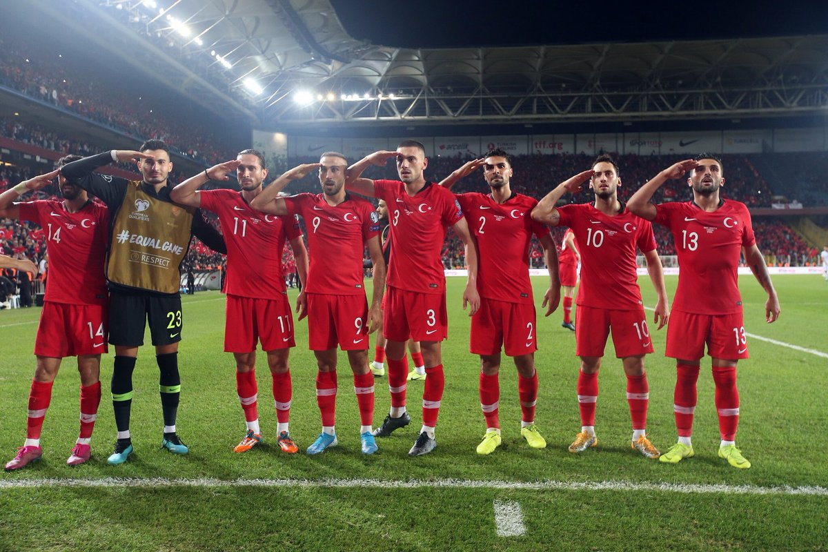 🇹🇷 BİR OLURUZ YOLUNDA! 🇹🇷 #Türkiye #Euro2020