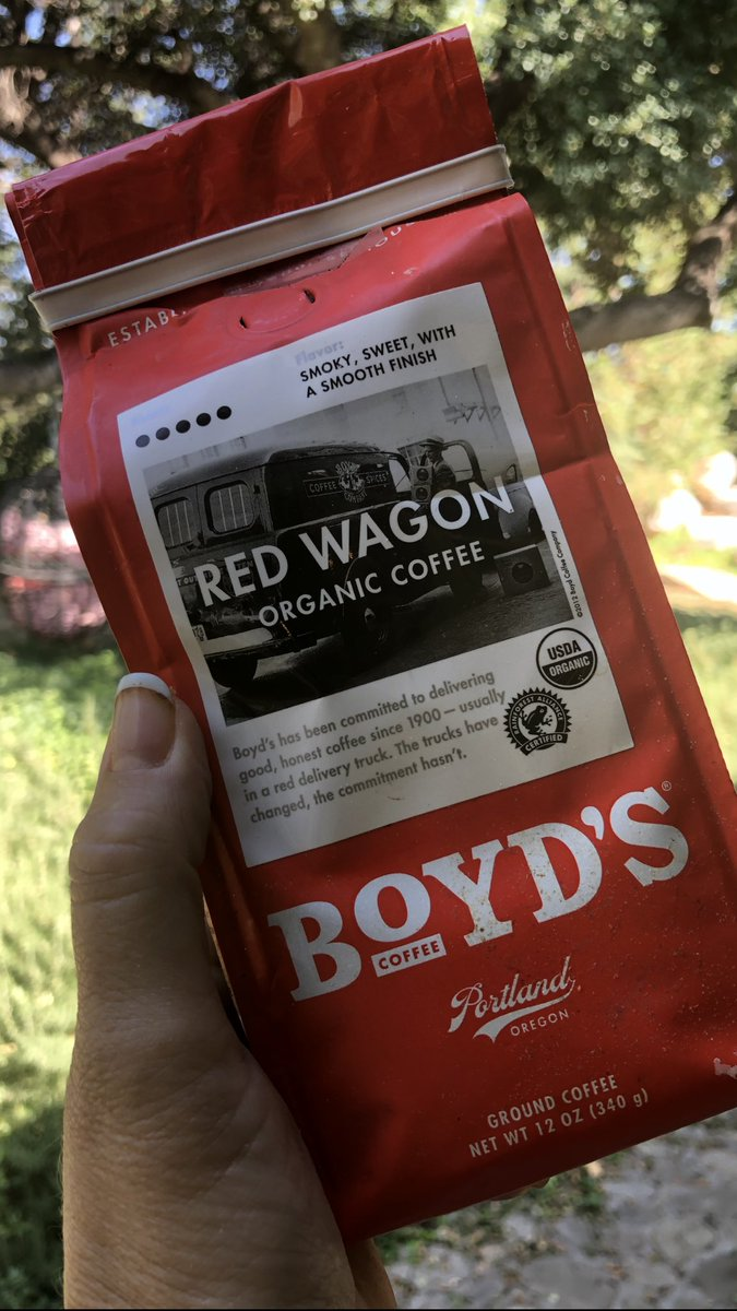 During our recent #SCE #poweroutage, we made an amazing discovery we can now no longer live without. French Press using @boydscoffee is to die for!! Our new fave—with or without power. 😃😃😃😃😃#bestcoffee out there!!!!