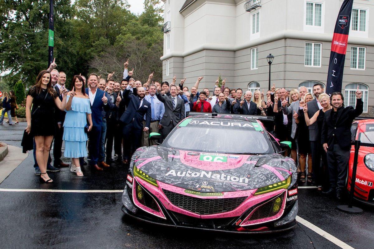2019 GTD Champions. @MeyerShankRac @Acura @HondaRacing_HPD @AutoNation @SIRIUSXM