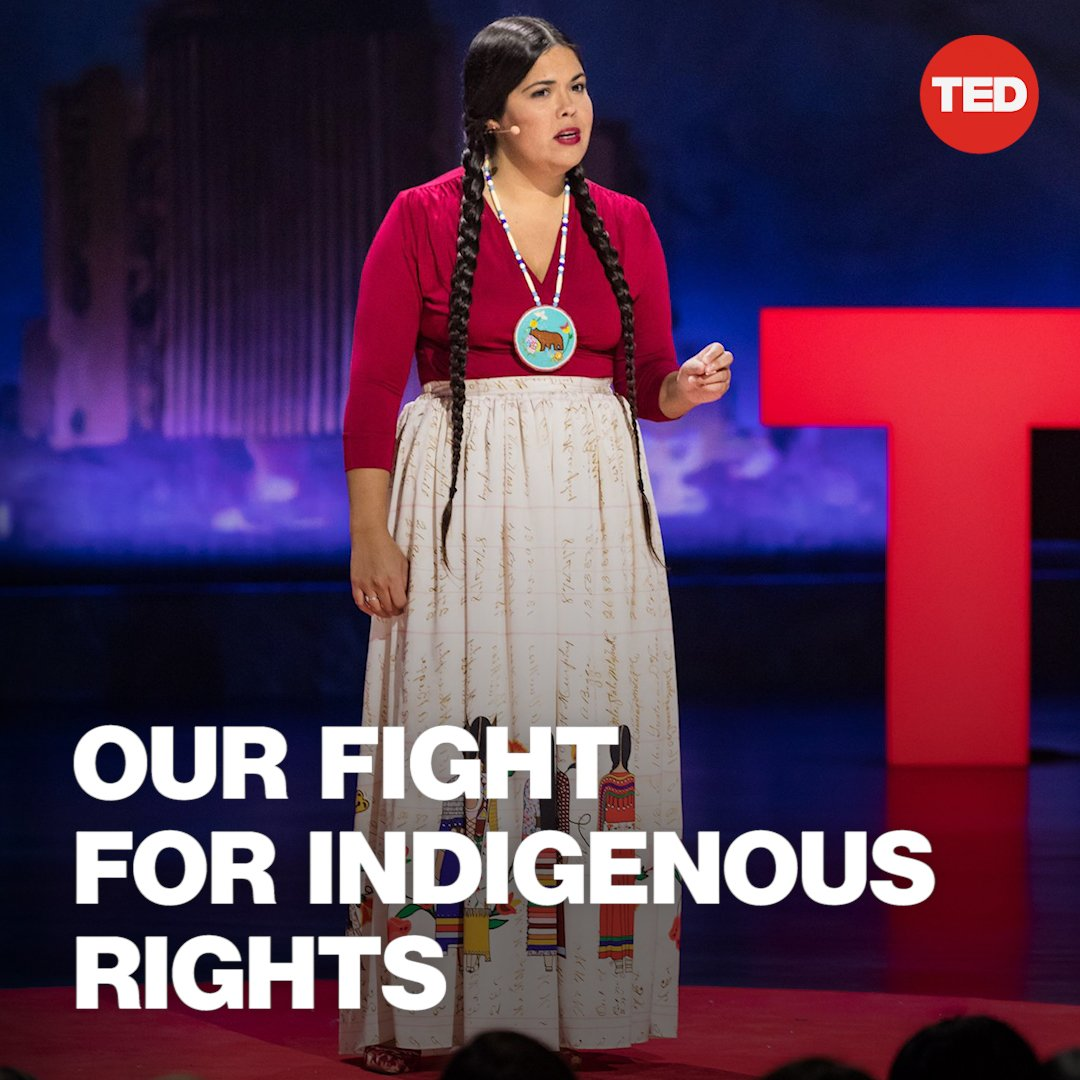 Tribal attorney Tara Houska (@zhaabowekwe) explains the systemic problems faced by Native communities — and ways that others can support them. Watch her full talk here:   #NativeAmericanHeritageMonth