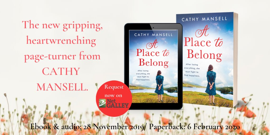https://www. amazon.co.uk/Place-Belong-g ripping-heartwrenching-page-turner-ebook/dp/B07NVSHSDZ/ref=sr_1_1?keywords=cathy+mansell&qid=1570964571&s=digital-text&sr=1-1  …  #Tuesnews @RNAtweets  6 weeks and counting. Coming to a kindle near you. <br>http://pic.twitter.com/fysdpKIUp3