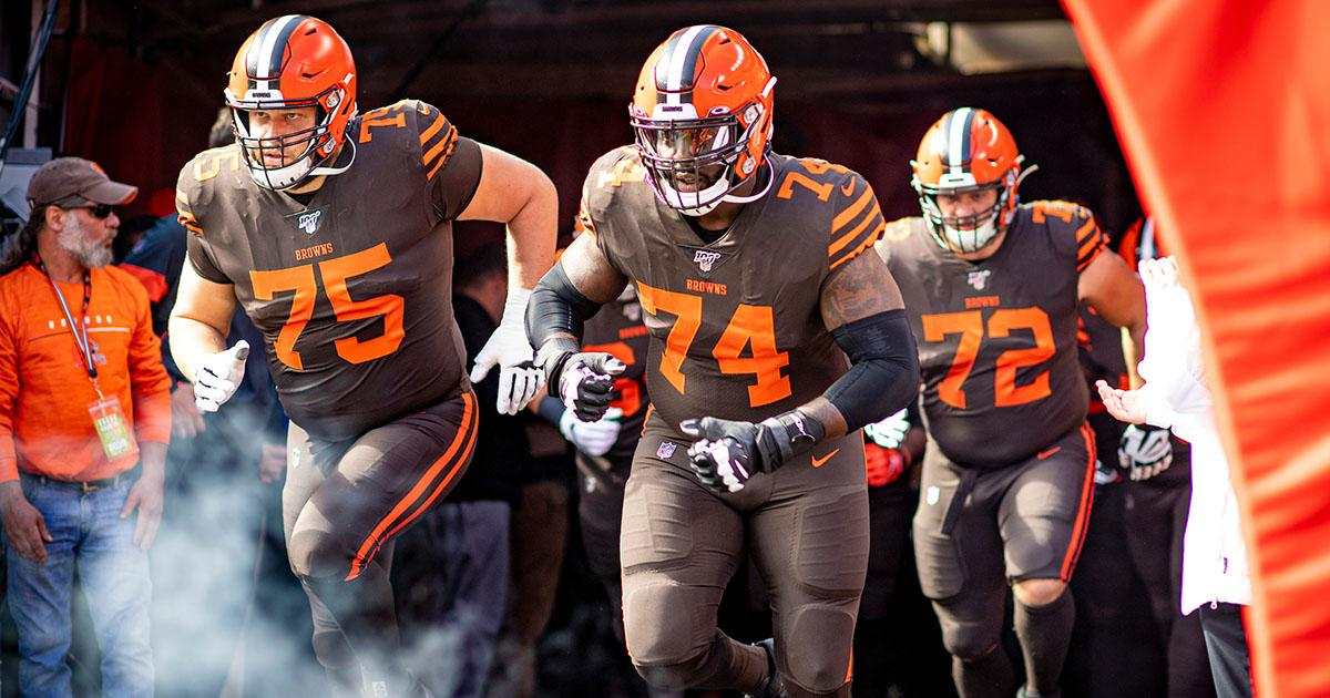 Freddie Kitchens' message to his team Monday was simple: Go from a group to a team  📰 » http://brow.nz/LSXO9t