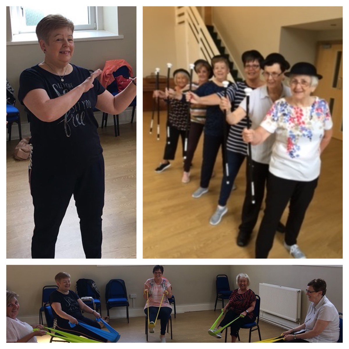 🤩🤩New Dance Fitness Class for Over 50s🤩🤩   Every Wednesday, 11:30am-12:30pm   Fun and friendly - suitable for anyone! Just drop in and give it a go!  For more info please call Kerry on 07886 995865  #AllWelcome #bwh #Dance #Fitness #CommunityHub #BTMarea