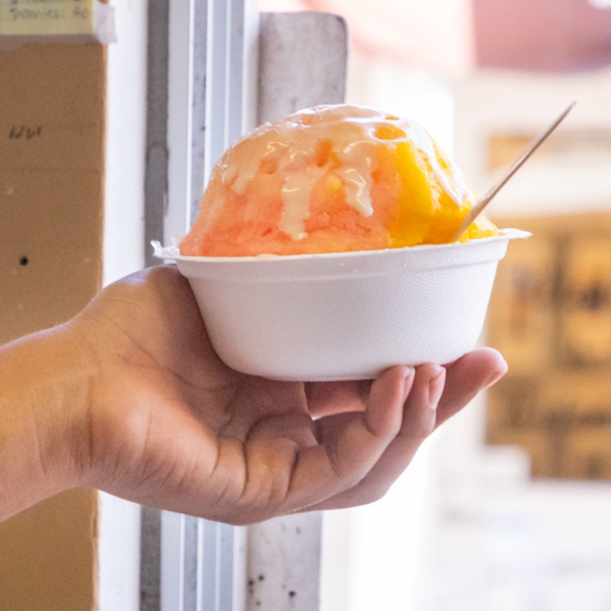 All shaved ice is not created equal -- we have the holy grail waiting for you.<br>http://pic.twitter.com/kRrmJdZrmN