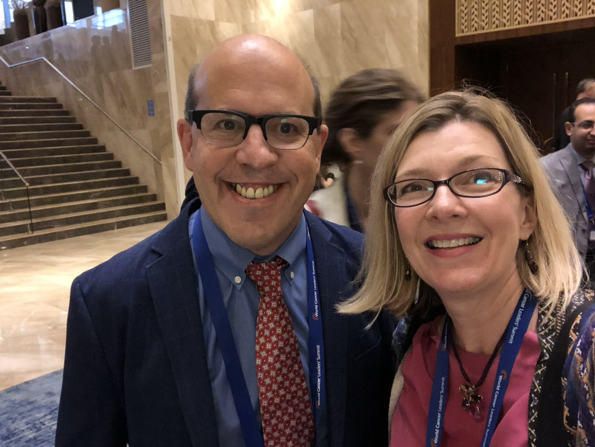 So happy to be at #WCLS2019 and reconnecting with colleagues from @NCIGlobalHealth to address #cancer and #UHC. Stay tuned for more on @iaeapact. @ParaFoto