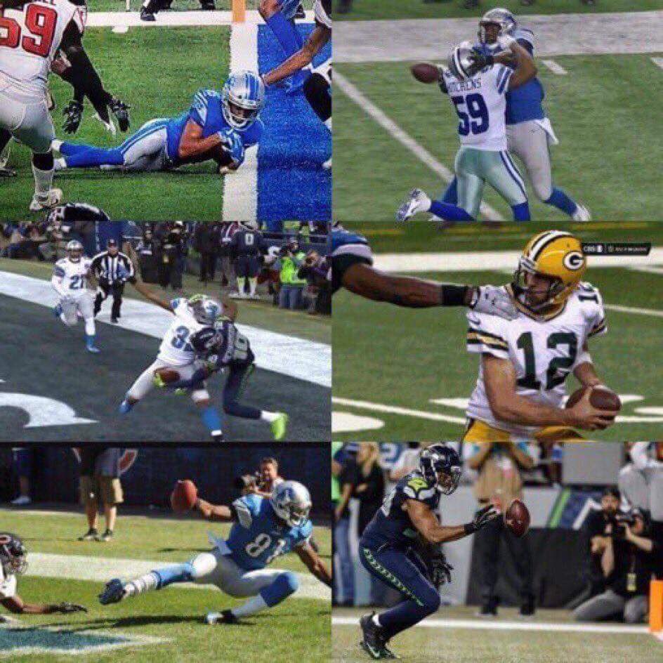 Barry Sanders, Clay Matthews, Tony Dungy among those upset over refs in Packers-Lions game