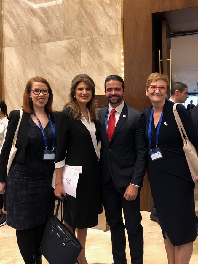 Ready for our panel at @uicc #2019WCLS in Kazakhstan to discuss how the effective use of law can advance Universal Health Coverage so no one is left behind #UHC #LeaveNoOneBehind #SDGs