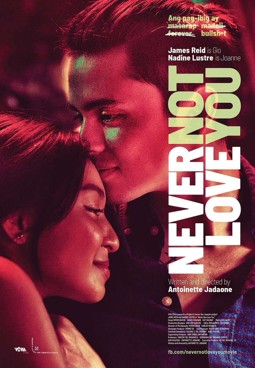 It is a back-to-back international film festival screening for Nadine Lustre, with Never Not Love You being an official selection at International Film Festival of India 2018 and now ULAN at San Diego Asian Film Fest 2019! What a feat!    #UlanAtSDAFF2019<br>http://pic.twitter.com/wdTyhd4v1s