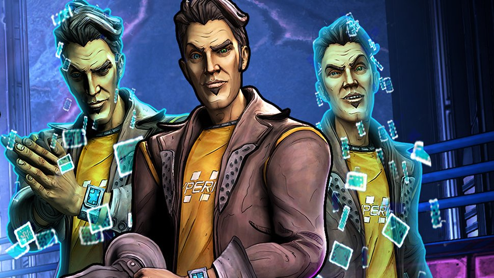 #Borderlands3 had an entire storyline cut that featured the return of Timothy Doppleman, was fully voiced, and included a new area... <br>http://pic.twitter.com/LYY2xo4UiI