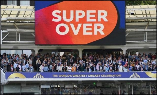 ICC changes super over rule for all its major events following uproar over the outcome of the men's World Cup final this year when England were declared winners against New Zealand on boundary count; Now, any Super Over in a final will be repeated until one side score more runs. <br>http://pic.twitter.com/J7hP55EqDb