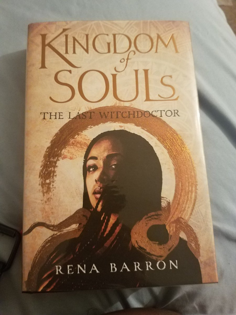 One thing I love about this book is that magic come with a price and its not unlimited to do whatever you want with it. Go get a copy now @KOSUpdates, @renathedreamer, @EpicReads, @HarperVoyagerUK