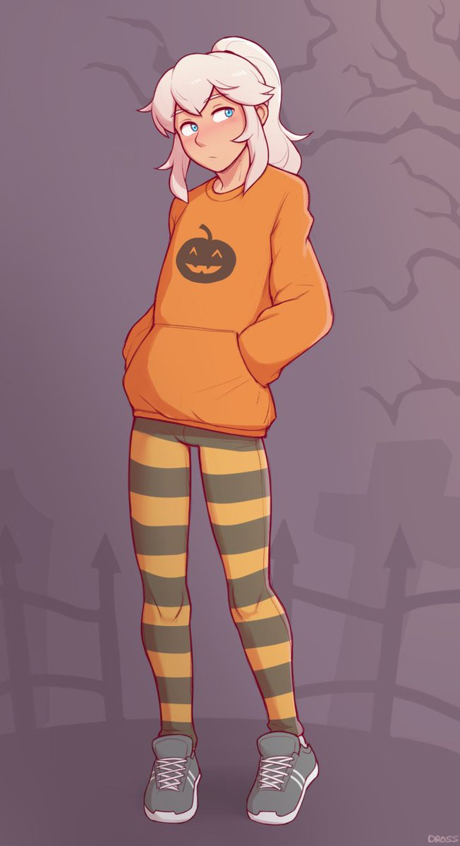 Casual Halloween Cody 🎃
