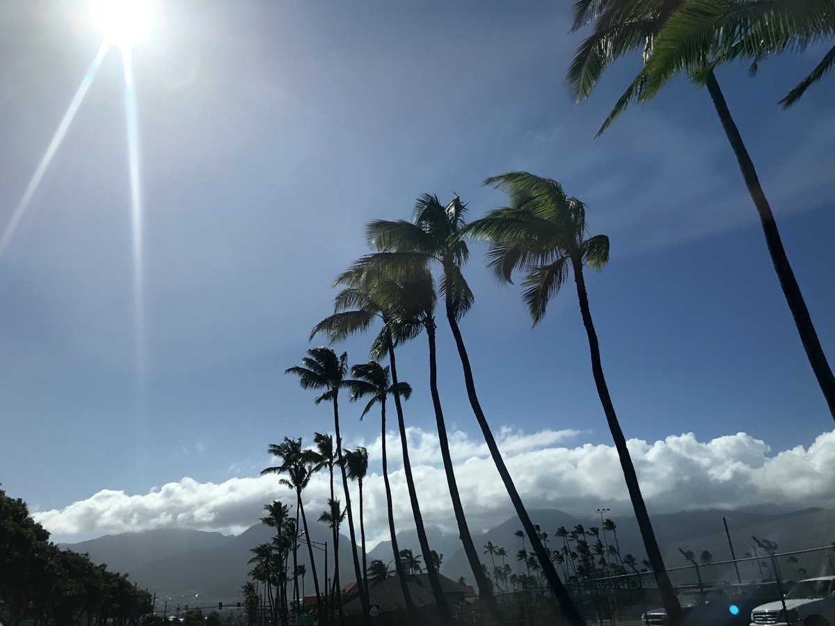test Twitter Media - Kahului is warm and breezy. #cmweather #Maui #Mauinokaoi https://t.co/9y9unUxKT0