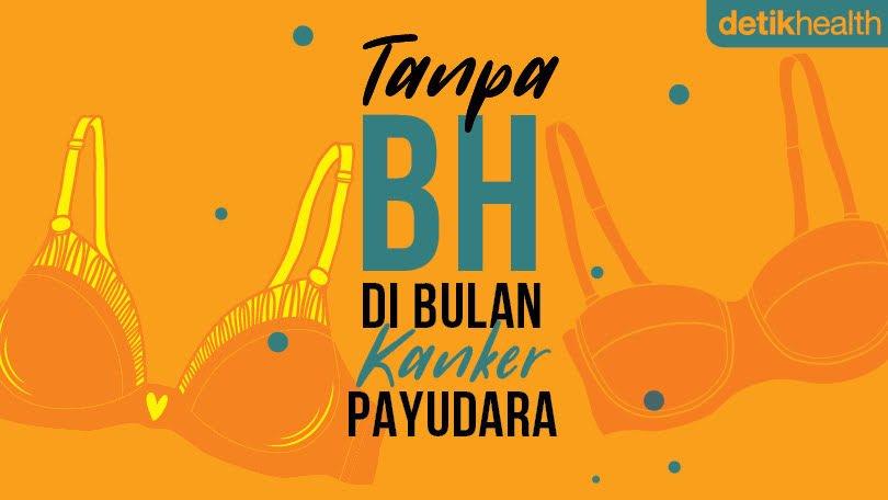 #Fokus Hari Tanpa Beha selalu diperingati tiap tanggal 13 Oktober. Konon ditujukan sebagai kampanye kepedulian terhadap bahaya kanker payudara. Ini 5 fakta 'No Bra Day' yang perlu diketahui: http://detik.id/VIhscX#NoBraDay