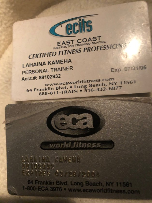 Fitness  certification !! I know what I'm doing Do You??<br>http://pic.twitter.com/GO0flvhFun