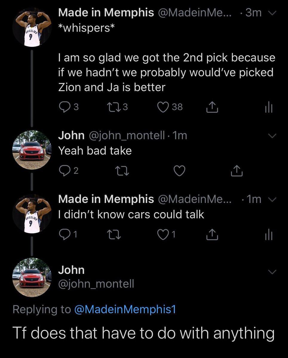 Twitter is fun sometimes
