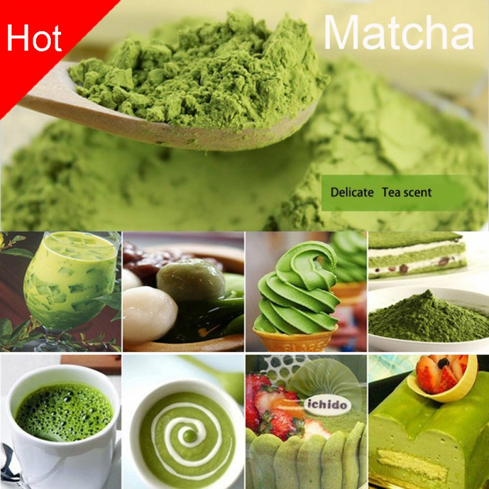 Incredible! 100% Natural Organic Japanese Matcha Green Tea Powder  $9.99    Worldwide Free Shipping  http:// bit.ly/2RHZPsM     #RT #fatburning #FatLoss #fit #healthy #healthyeating<br>http://pic.twitter.com/uqu5vmNECl