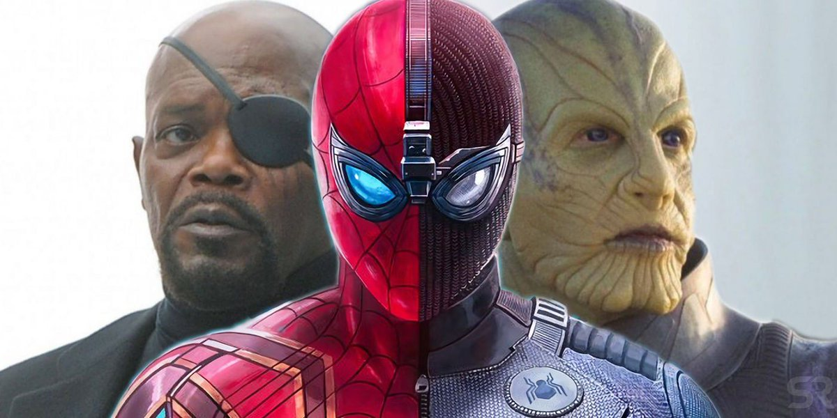 Why The Real Nick Fury Wasnt In #SpiderManFarFromHome - buff.ly/2qeIyyE