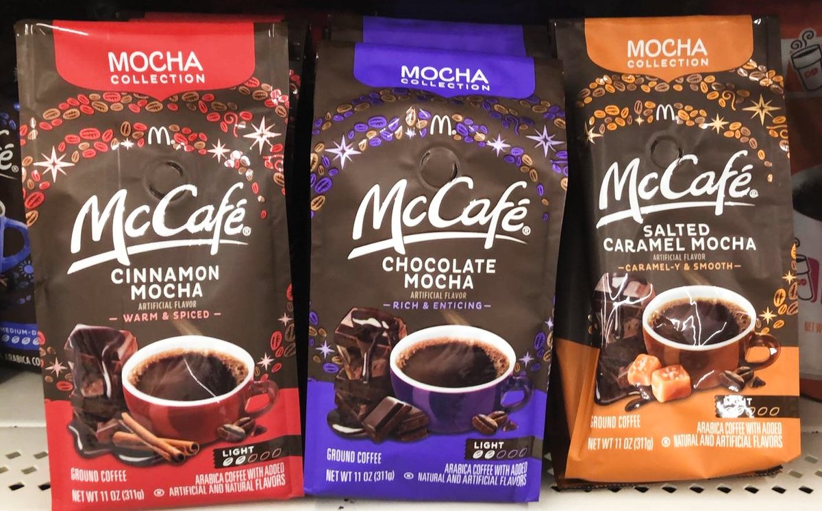 I'm excited to try NEW McCafe Cafe Selections  @Walmart, thanks to @SheSpeaksUp! #ad #SimplyDeliciousatWalmart  https:// bit.ly/2oJButh     <br>http://pic.twitter.com/oQ9oTC6yuT