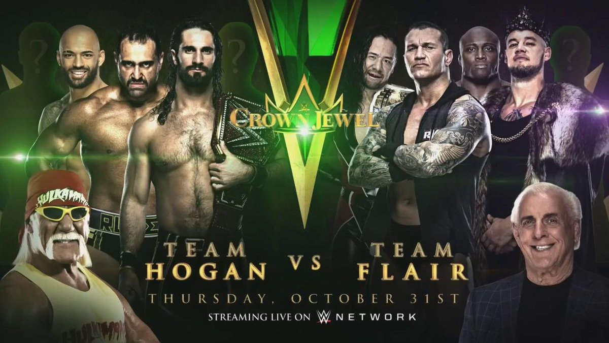 WWE To Decide 'Greatest Tag Team In The World' At Crown Jewel
