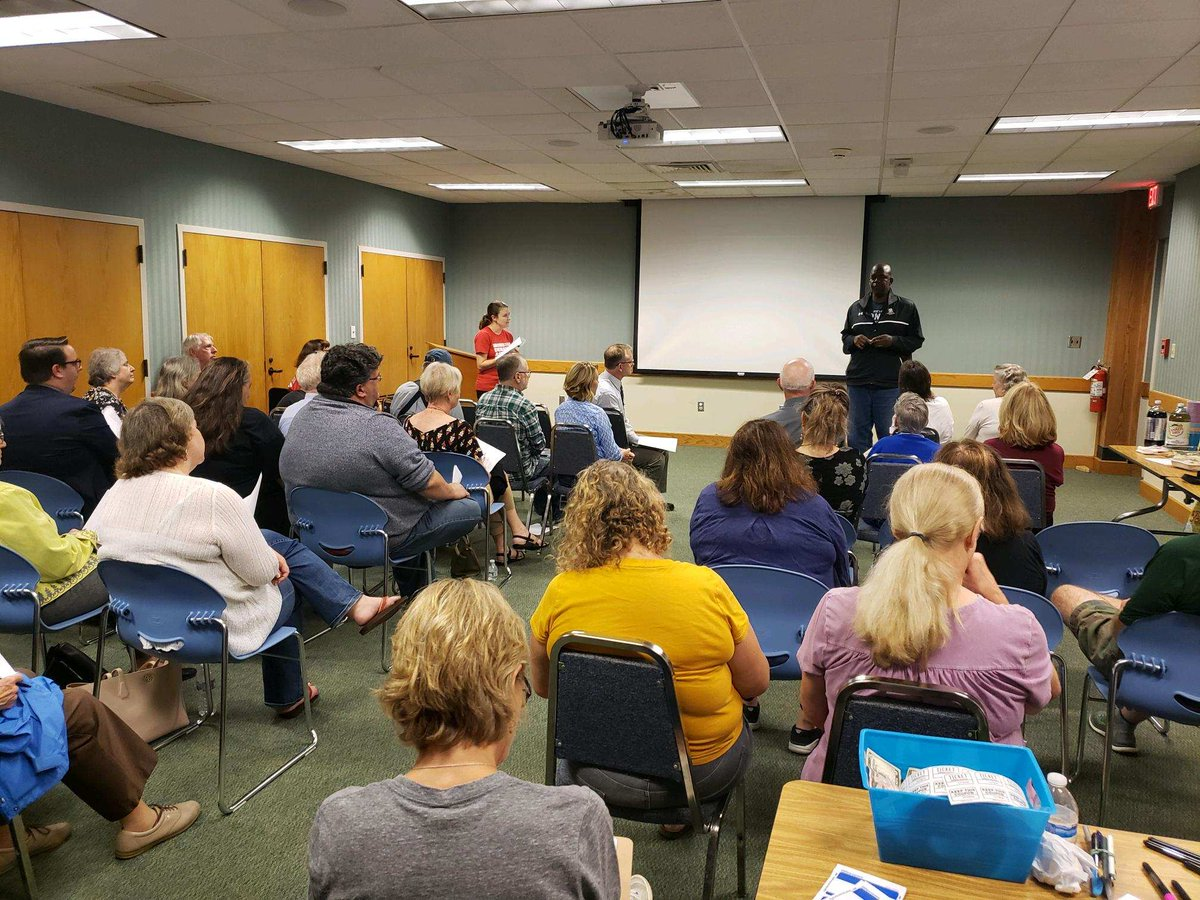 Thank you @YorkPoqDems for getting Democrats fired up for this election. 🔥 We are ready to #FlipVABlue and #TakeTheMajority