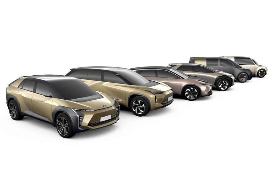 Toyota and Lexus are ramping up electrification plans with a bold strategy to introduce three new EVs before 2021 buff.ly/2oM14xM