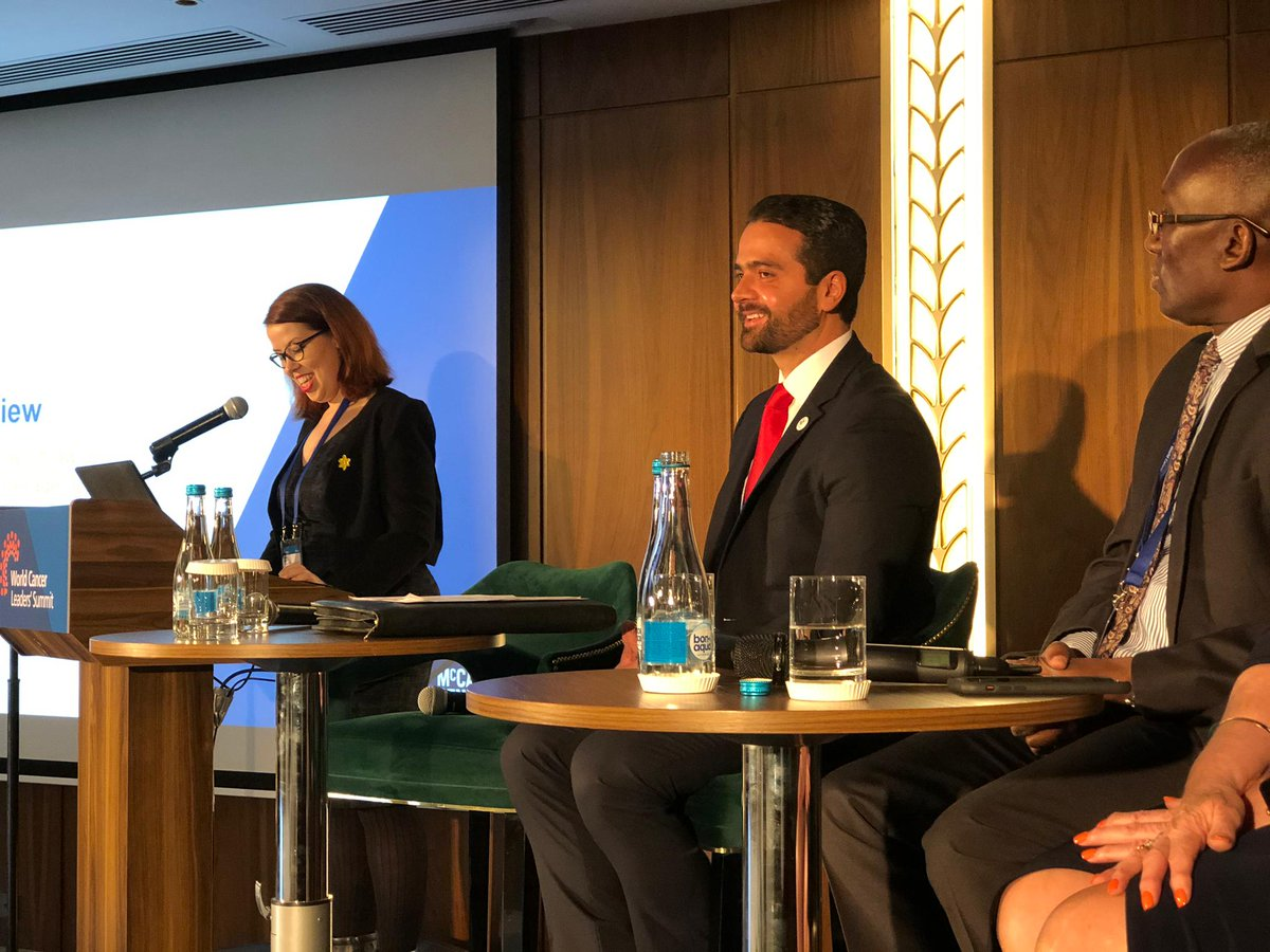 Our Acting Director, Hayley Jones, setting the scene for the law and #UHC panel at #2019WCLS. Law is a powerful tool in advancing UHC - used effectively, it is an enabler of good health practices, better health outcomes, and reduced health inequities.