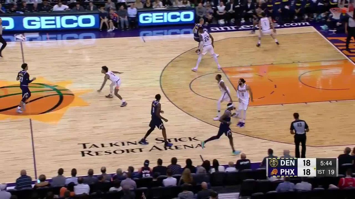 Ayton swats it away from behind in the first quarter http://dlvr.it/RGCJ5d