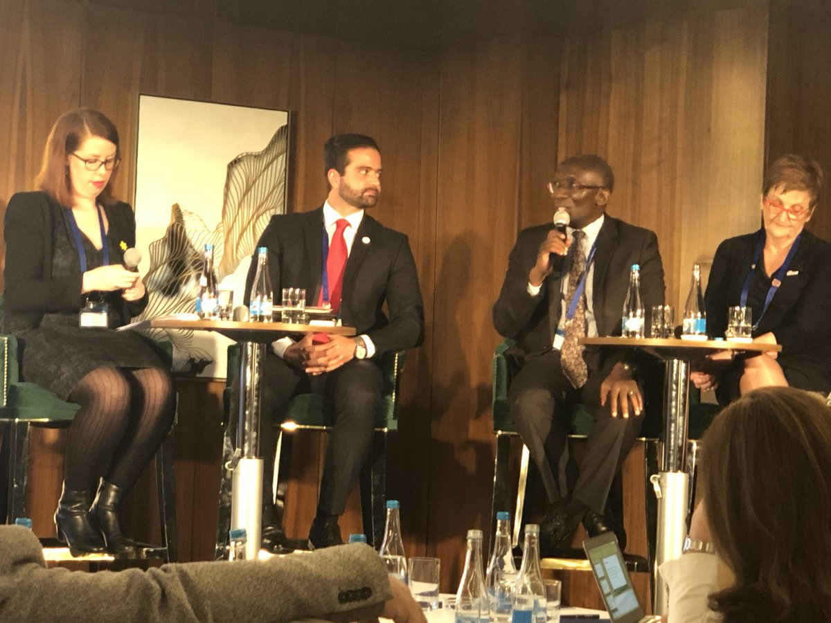 Dr Emmanuel Luyirika chief executive @APCAssociation speaking on panel at #2019WCLS on using law to achieve universal health coverage #UHC including #PalliativeCare  @uicc #hpmglobal