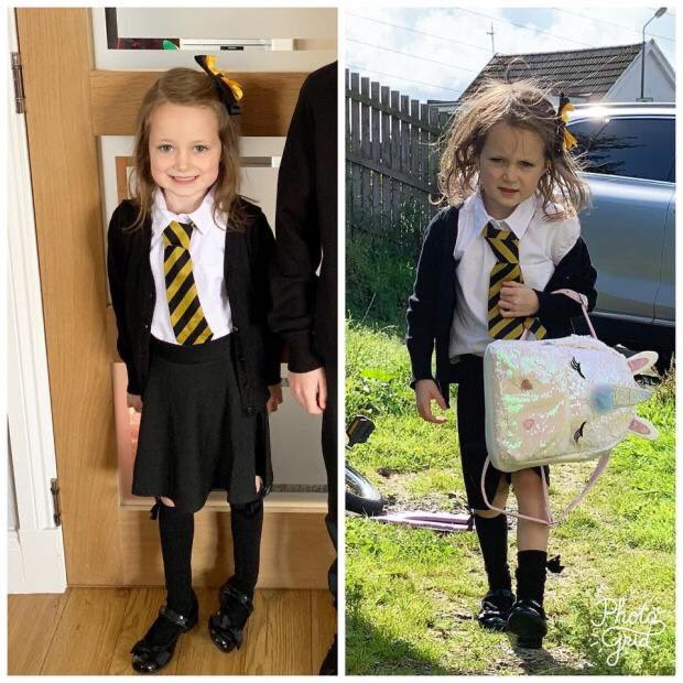 Love this  Scottish woman's before/after photos of daughter's day at school go viral  http:// via.wtkr.com/W3Jp9    <br>http://pic.twitter.com/HbDVxvpleZ