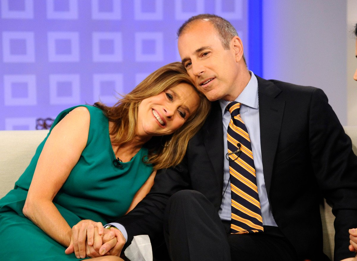 RT @PageSix: Matt Lauer, Meredith Vieira 'never spoke again' after his 'Today' show firing https://t.co/nb92iCa70g https://t.co/AT2eohaOHv