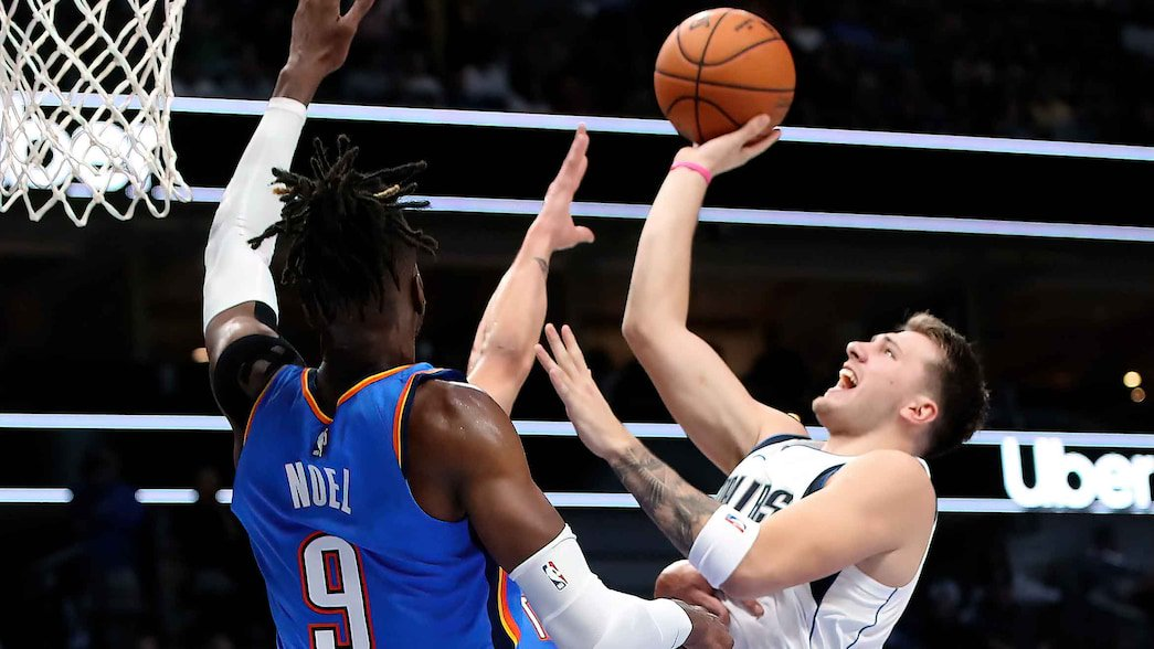 Porzingis and Doncic begin to gel http://dlvr.it/RGCQ5r