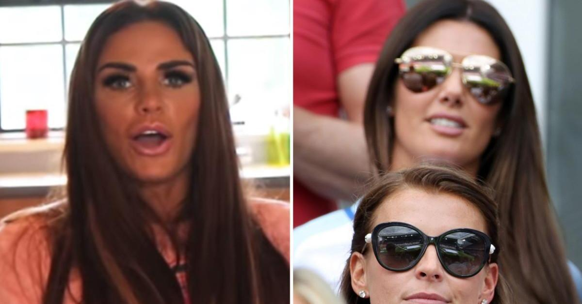 Katie Price insists Rebekah Vardy is 'guilty' as she backs Coleen Rooney in wag row  https://t.co/EqmG4DA7QP https://t.co/aBQ8G3b6rd