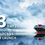 Image for the Tweet beginning: 15 Oct - BlocBox signs