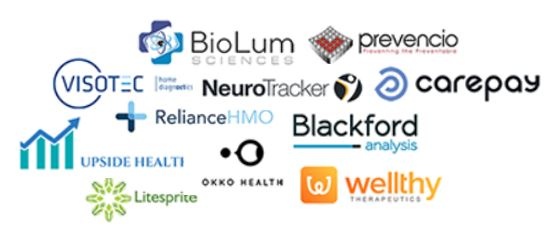 A HUGE THANK YOU to our new #partners who presented at #G4AReloaded last Thursday! We are so excited to co-creat with you @okkohealth  @BioLumSciences @Blackford @cureskinapp @Reliancehmo @carepayKE  @Litespritegames #visotec @upsidehealth @Wellthy_Care #prevencio https://t.co/lHRU7ztQBc