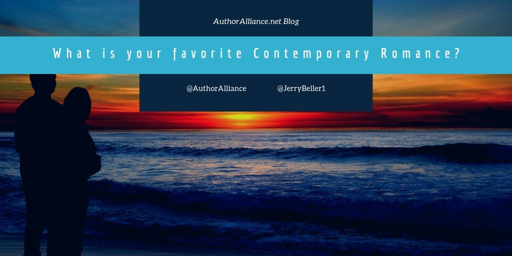 What is your favorite #contemporary #romance book?