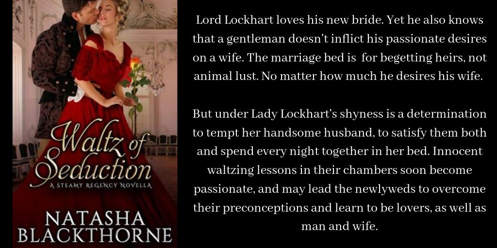 Innocent waltzing lessons soon become passionate.  A Steamy Regency #Romance Novella  Pre-order: https://amazon.com/dp/B07Y6M312Y  Will be available on #KindleUnlimited upon release.