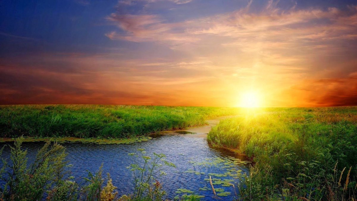 Good morning Europe, Asia and Africa       Good evening the Americas       Good afternoon India, China & Japan       This pic is sunrise over the Norfolk Broads, UK       Enjoy your  and   and have a great Tuesday      Lots of and  from Richard in England  <br>http://pic.twitter.com/ky5PixKHEu