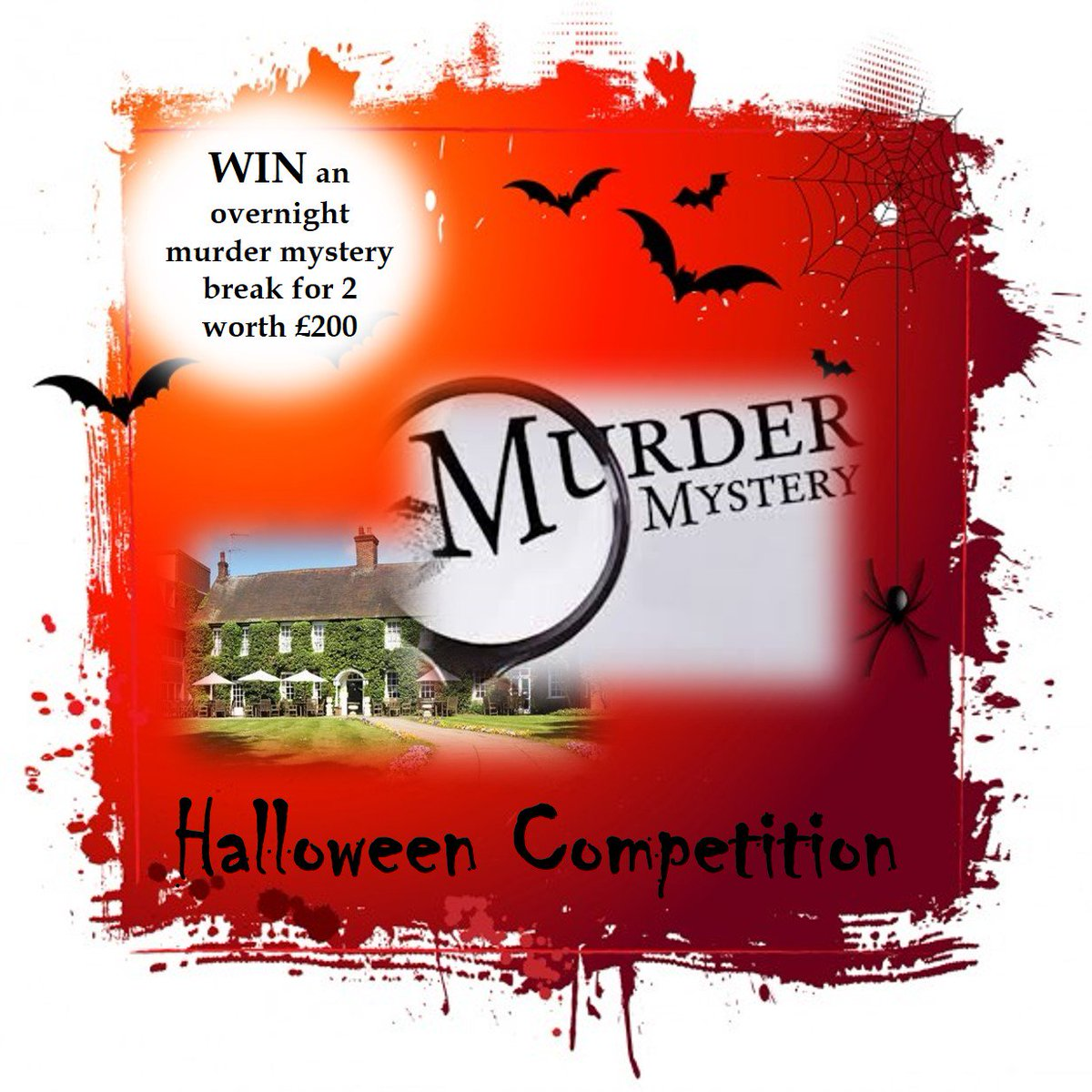 Only 8 days left to enter our Halloween competition to WIN this overnight murder mystery break for 2 worth £200, simply click here  https:// adp-distribution.co.uk/brochure-reque st/  …  download our brand new brochure, hurry competition closes on 23rd October 2019 at 12pm.  T&C's apply  https:// adp-distribution.co.uk/privacy/    <br>http://pic.twitter.com/LTKCEOrbtp