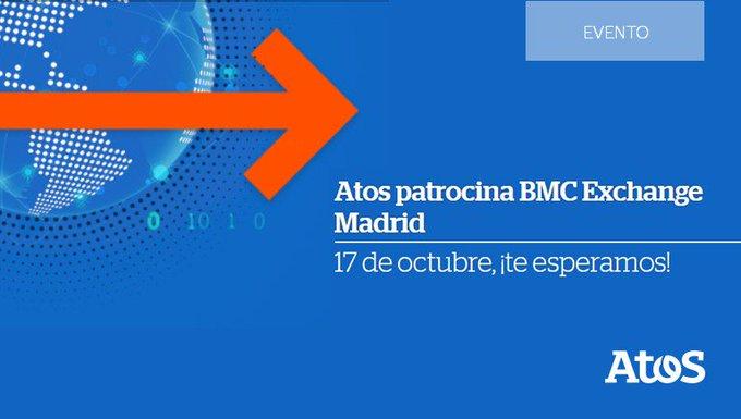 """Descubre de primera mano """"Un día en una Empresa Multi-Cloud""""en #BMCExchange Madrid 2019...."""