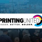 Image for the Tweet beginning: Register for @printingunited using our