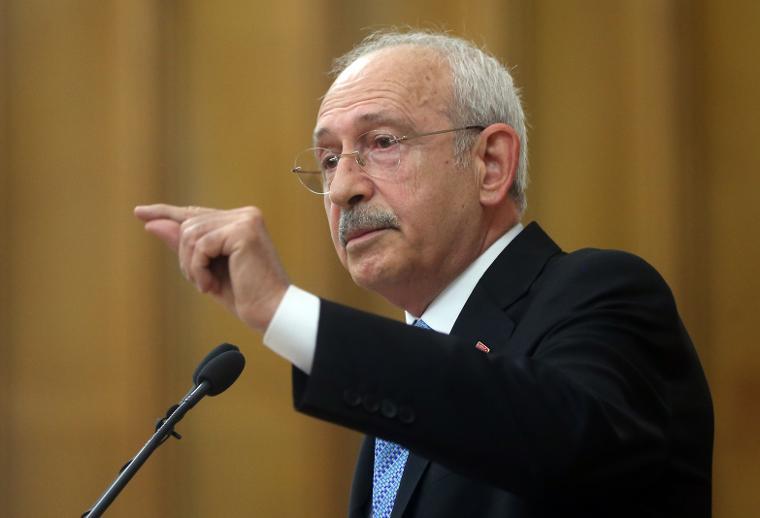 Kılıçdaroğlu: İki soru sordum dut yemiş bülbüle döndüler