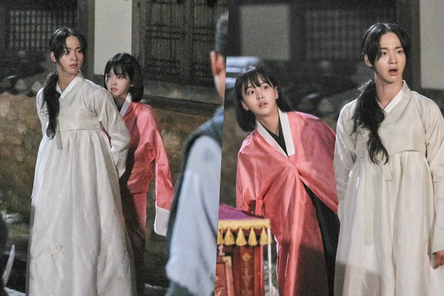 #JangDongYoon Protects #KimSoHyun During Tense Crisis In #TheTaleOfNokdu https://t.co/bdIocCXKdW https://t.co/HvhOa4BAUv