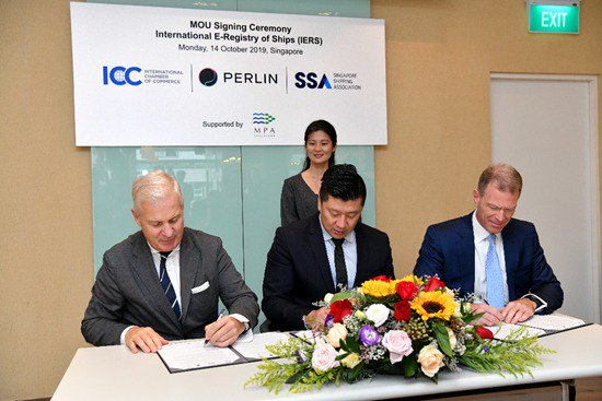 .@PerlinNetwork , The Singapore Shipping Association and the International Chamber of Commerce will create the International E-Registry of Ships, which will operate on self-executing smart contracts.  https://t.co/gjfZDu7ttM https://t.co/LGrBHIs4dO 💧